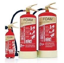 FIRE EXTINGUISHERS (Bình chữa cháy xách tay)