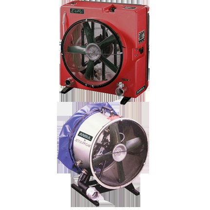 Thiết bị của hệ thống chữa cháy FOAM có hệ số nở cao