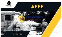 AFFF 3%,6% Foam concentrate chuẩn UL,FM