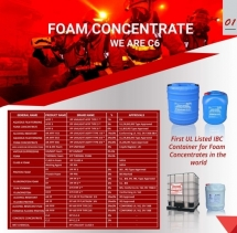 Hệ thống Foam Integrated Fire Protection (India) chuẩn UL,FM